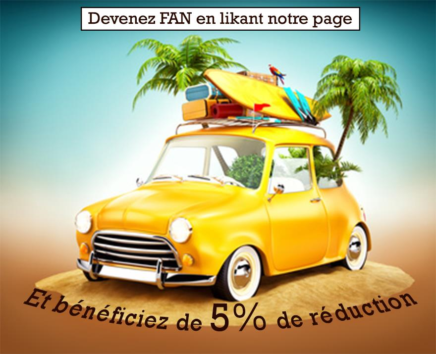 Location voiture low cost reunion